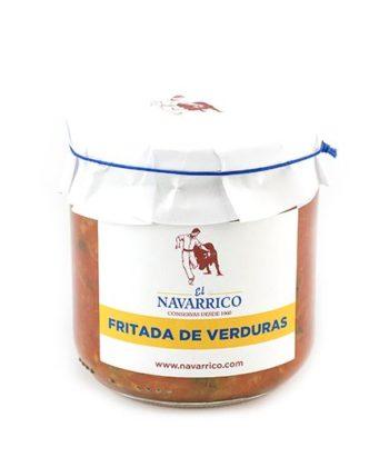 FRITADA DE VERDURAS FRASCO 350ml