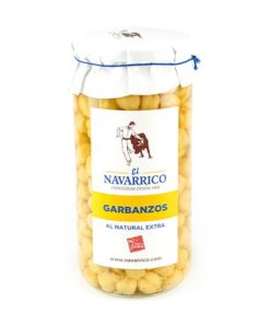 GARBANZOS FRASCO 720ml