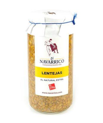 LENTEJAS FRASCO 720ml